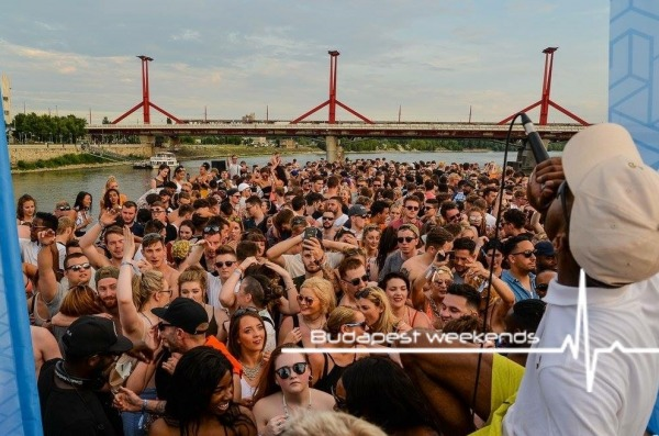 budapest boat party ship party