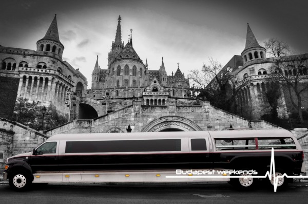 budapest hummer daddy limo