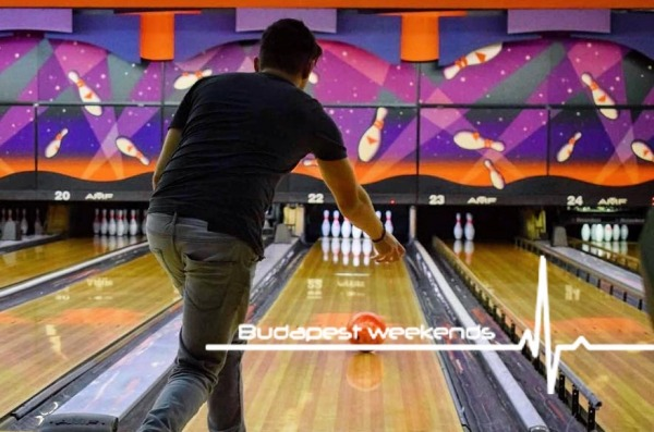 beer bowling budapest