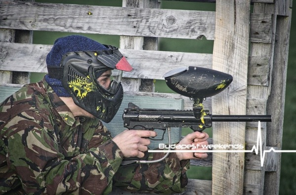 budapest paintball game