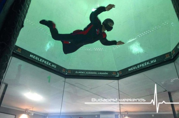 indoor skydiving budapest