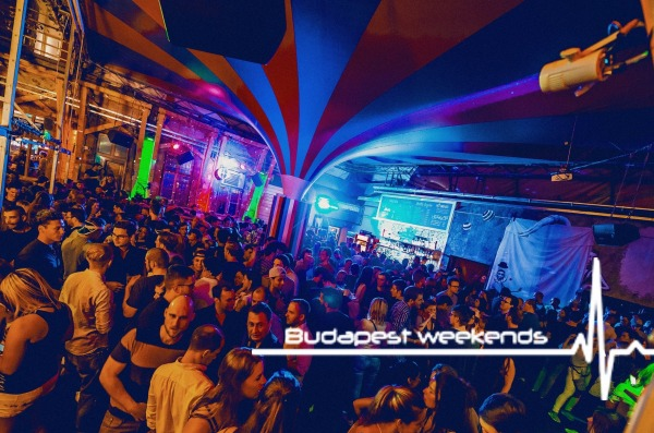budapest night club disco